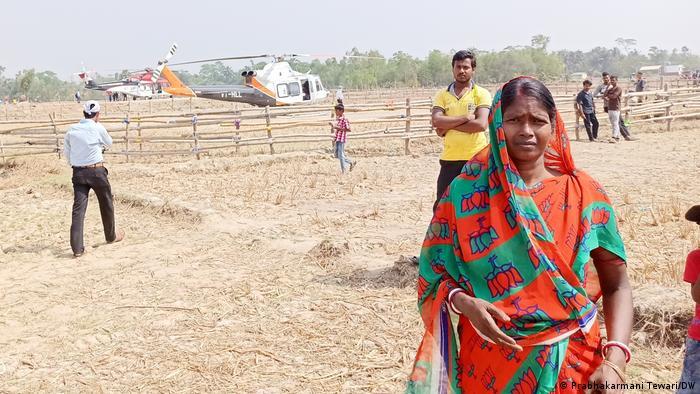 Indien | Westbengalen | Wahlen | Wählerinnen