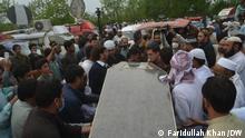 Pakistan   Peschawar   Ermordung Richter Aftab Afridi