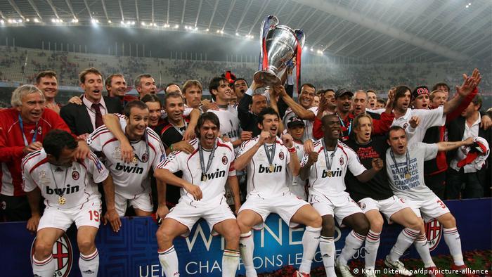 Champions League | Gewinner AC Mailand 2007