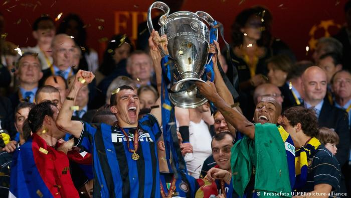 Champions League | Gewinner Inter Mailand 2010