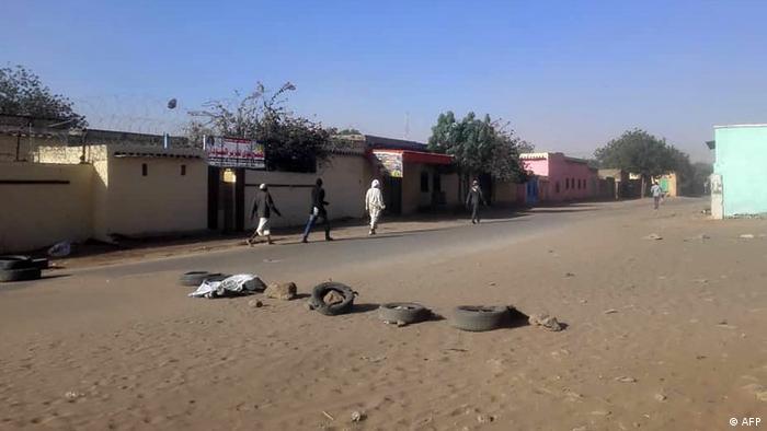 Sudan | El Geneina | Haupstadt West-Darfur