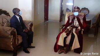 Angola | Interview Armindo Francisco Kalupeteka