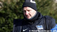 ex-Hertha Berlin coach Zsolt Petry