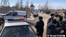 Russland Strafkolonie in Pokrow