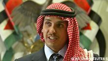 Jordanien | Prinz Hamzah al-Hussein