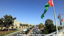 Jordanien Straßenszene Amman