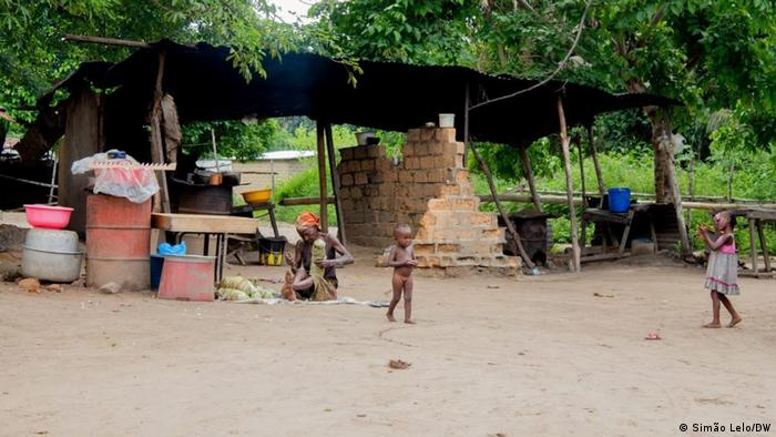 Angola | Alltag der Bevölkerung in Cacongo