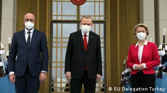 Τουρκία, διάλογος ΕΕ-Τουρκίας