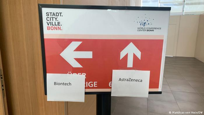 En el día cero para abrir la vacunación a todos los mayores de 12 años, la ciudad de Bonn no ofrece citas, por falta de dosis de vacunas.