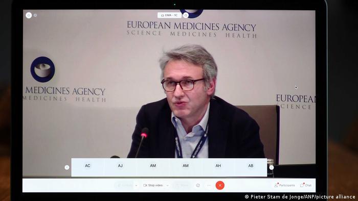 Marco Cavaleri | EMA | Leiter der Strategie für biologische Gesundheitsbedrohungen und Impfstoffe