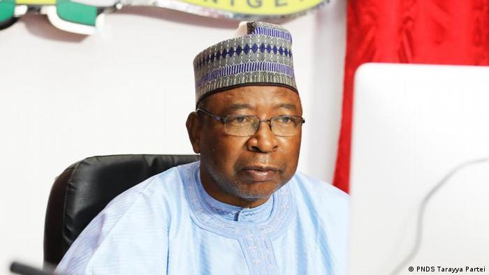 Niger   Ouhoumoudou Mahamadou