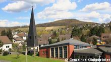 Ev. Kirche in Königswinter.