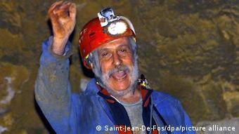 Französischer Höhlenforscher nach 76 Tagen an der Oberfläche