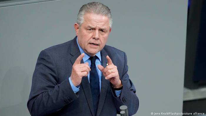 Deutschland Bundestag | Klaus-Peter Willsch - CDU