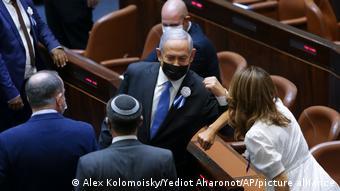 Israel | Erste Sitzung des neuen israelischen Parlaments in Jerusalem