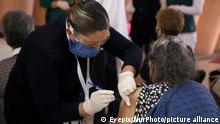 Mexiko   Coronaimpfungen für Ältere