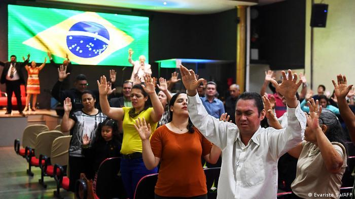 Brasilien Brasilia | Evangelischer Gottesdienst