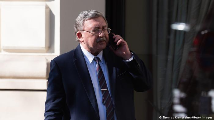 میخائیل اولیانوف، نماینده سیاسی روسیه در نشست کمیسیون مشترک برجام