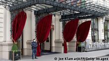 Österreich | Atom-Konferenz - Grand Hotel in Wien
