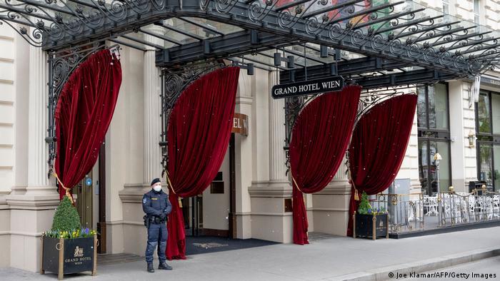 گراند هتل شهر وین، محل برگزاری جلسه کمیسیون مشترک برجام