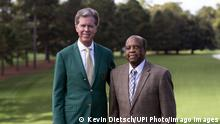 Golfsport | Masters Tournament 2020 | Fred Ridley und Lee Elder