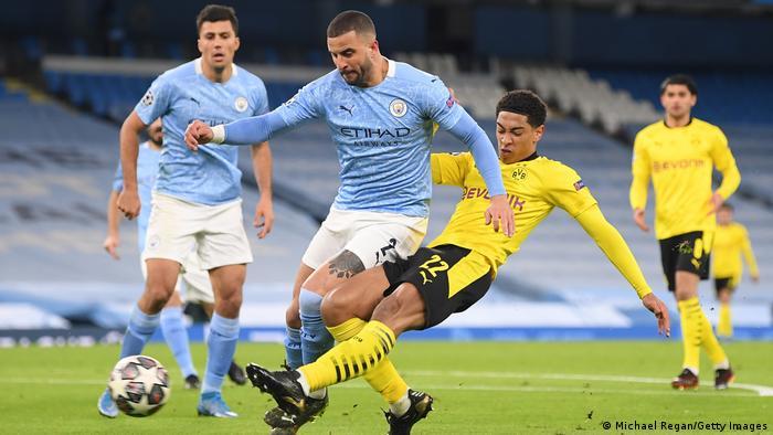 Fußball Champions League |Borussia Dortmund - Manchester City
