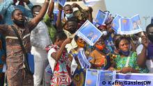 Benin | Anhänger von Präsident Talon