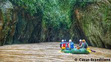 Kolumbien | Remando por la Paz - Rafting