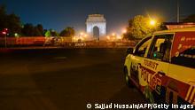 Indien | Coronavirus | Lockdown in Neu-Delhi