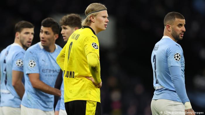 Fußball Champions League | Borussia Dortmund - Manchester City