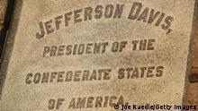 USA I Jefferson Davis