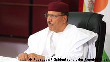 Nigeria I Präsidenten Mohamed Bazoum