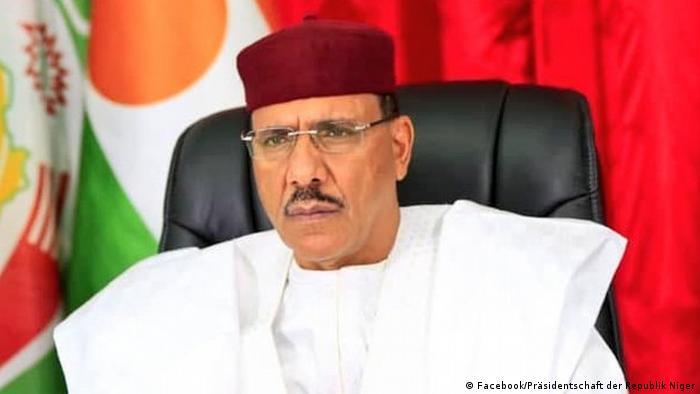 President Mohamed Bazoum of Niger