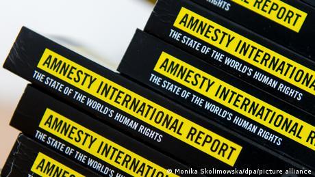 Raportul anual al Amnesty International