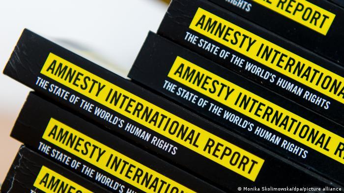 Jahresbericht von Amnesty International