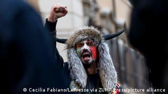 Ρώμη, διαμαρτυρίες