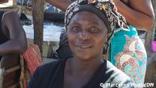 Tag der mosambikanischen Frauen. Mosambikanische Frau. Foto: Marcelino Mueia/DW, 06.04.2020 in Quelimane, Mosambik