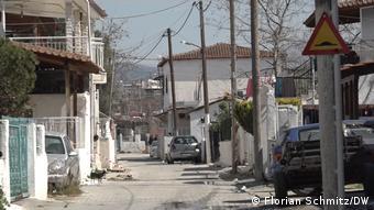 Ο Δενδροπόταμος στη Θεσσαλονίκη