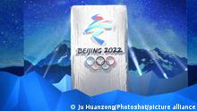 China Olymische Winterspiele 2022 Peking