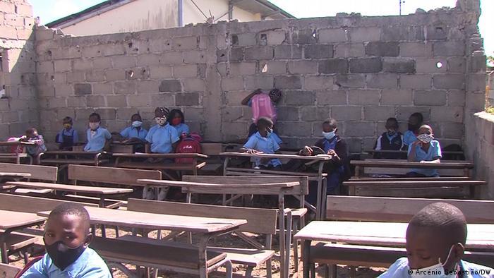 Mosambik | Schüler nach Zyklon immer noch ohne Klassenzimmer