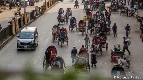 Indien Bangladesch Corona Pandemie