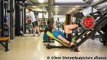 Weltspiegel 07.04.21 | Deutschland, Saarbrücken | Fitness-Studios öffnen wieder - Saarland startet Modellprojekt