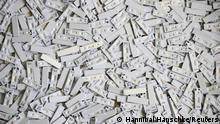 Weltspiegel 07.04.21 | Deutschland | COVID-19 Antigen Schnelltests in Berlin