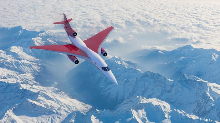 AS2-Business džet, Aerion