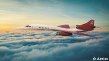 AS2-Business Jet von Aerion