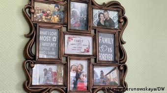 Семейные фото семьи Сергея Мельянца
