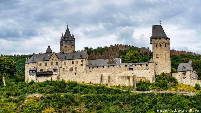 Замок Альтена (Burg Altena)
