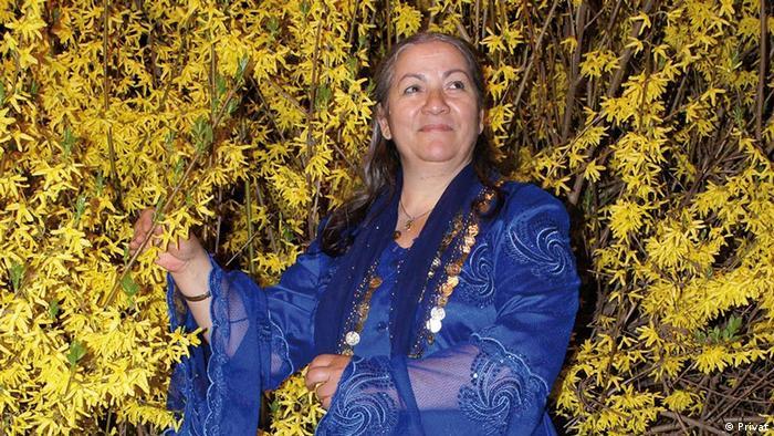 Luminita Mihai Cioaba | Schriftstellerin und Aktivistin