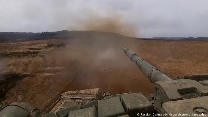 Российская военная техника, апрель 2021 г.