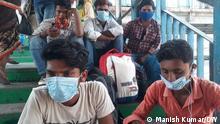 Indien | Coronakrise: Wanderarbeiter kehren zurück